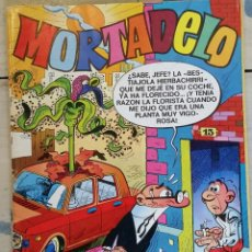 Tebeos: MORTADELO EXTRA DE PRIMAVERA 1975. Lote 130012731