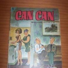 Tebeos: CAN CAN - NÚMERO 48 - AÑO 1964. Lote 130031131