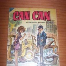 Tebeos: CAN CAN - NÚMERO 52 - AÑO 1964. Lote 130033399