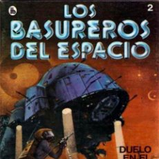 Tebeos: LOS BASUREROS DEL ESPACIO 13 COMICS COLECCIÓN COMPLETA BRUGUERA 1986. Lote 130123635
