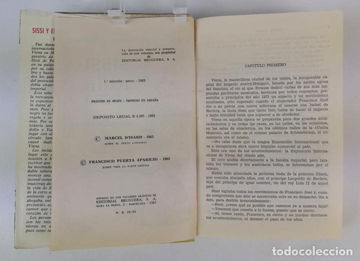 Tebeos: LOTE DE 13 VOLÚMENES BRUGUERA. VARIOS AUTORES. BARCELONA. 1958/1963. - Foto 4 - 130175383