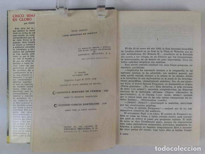 Tebeos: LOTE DE 13 VOLÚMENES BRUGUERA. VARIOS AUTORES. BARCELONA. 1958/1963. - Foto 7 - 130175383