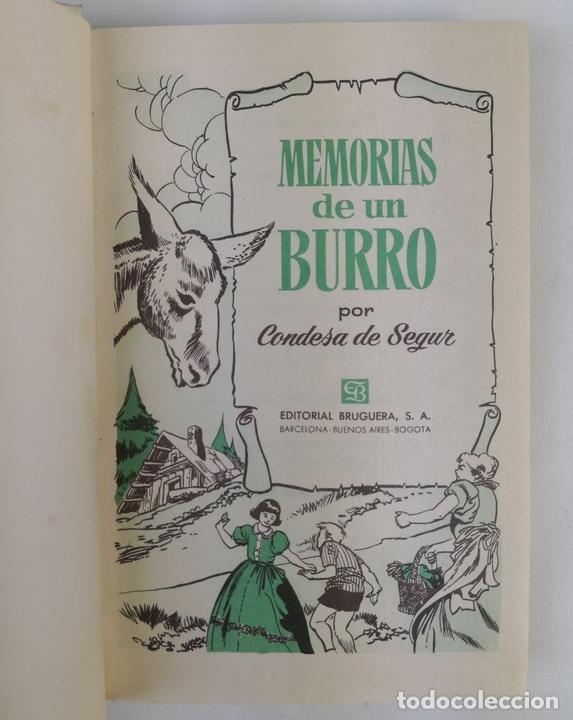 Tebeos: LOTE DE 13 VOLÚMENES BRUGUERA. VARIOS AUTORES. BARCELONA. 1958/1963. - Foto 12 - 130175383