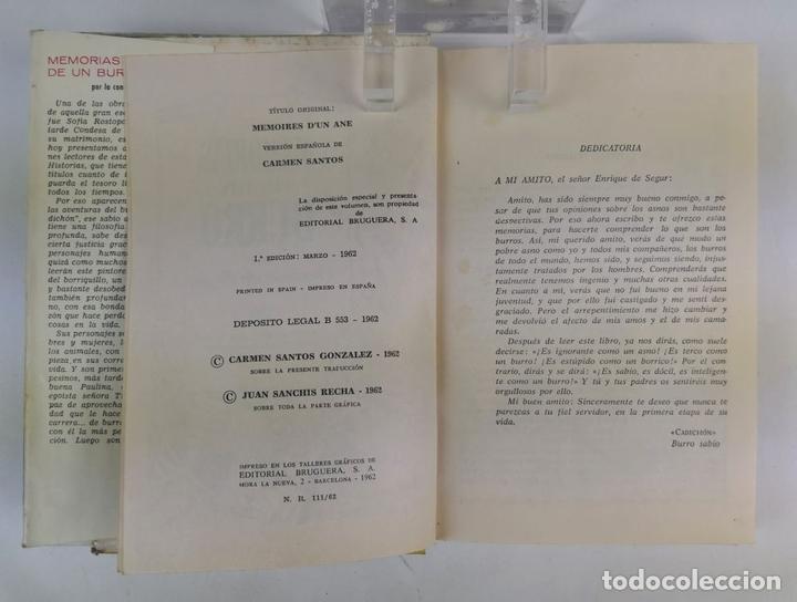 Tebeos: LOTE DE 13 VOLÚMENES BRUGUERA. VARIOS AUTORES. BARCELONA. 1958/1963. - Foto 13 - 130175383