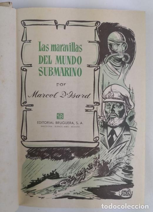 Tebeos: LOTE DE 13 VOLÚMENES BRUGUERA. VARIOS AUTORES. BARCELONA. 1958/1963. - Foto 23 - 130175383