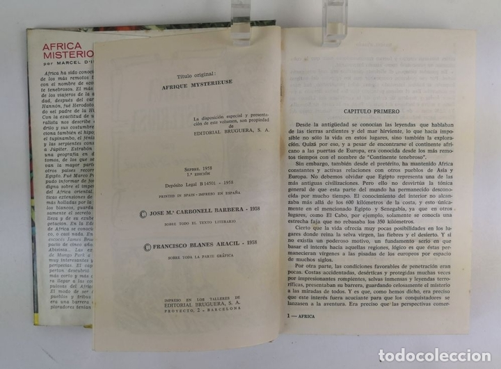 Tebeos: LOTE DE 13 VOLÚMENES BRUGUERA. VARIOS AUTORES. BARCELONA. 1958/1963. - Foto 27 - 130175383