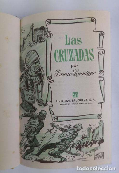 Tebeos: LOTE DE 13 VOLÚMENES BRUGUERA. VARIOS AUTORES. BARCELONA. 1958/1963. - Foto 32 - 130175383