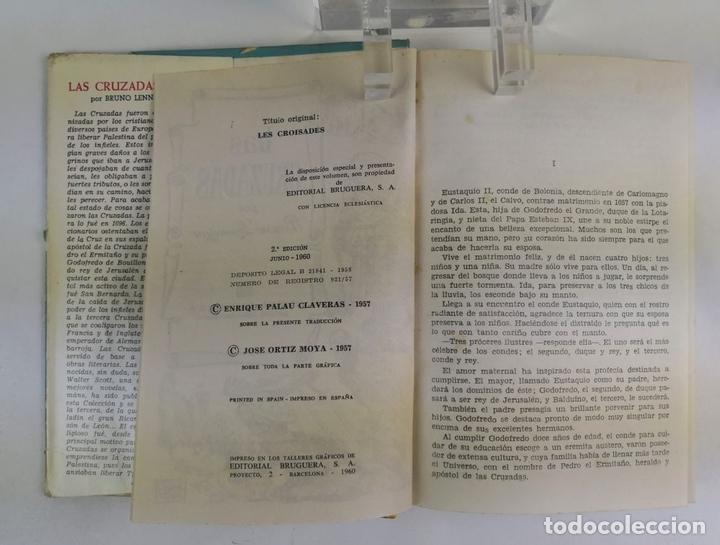 Tebeos: LOTE DE 13 VOLÚMENES BRUGUERA. VARIOS AUTORES. BARCELONA. 1958/1963. - Foto 33 - 130175383