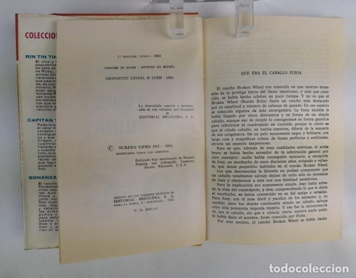 Tebeos: LOTE DE 13 VOLÚMENES BRUGUERA. VARIOS AUTORES. BARCELONA. 1958/1963. - Foto 38 - 130175383