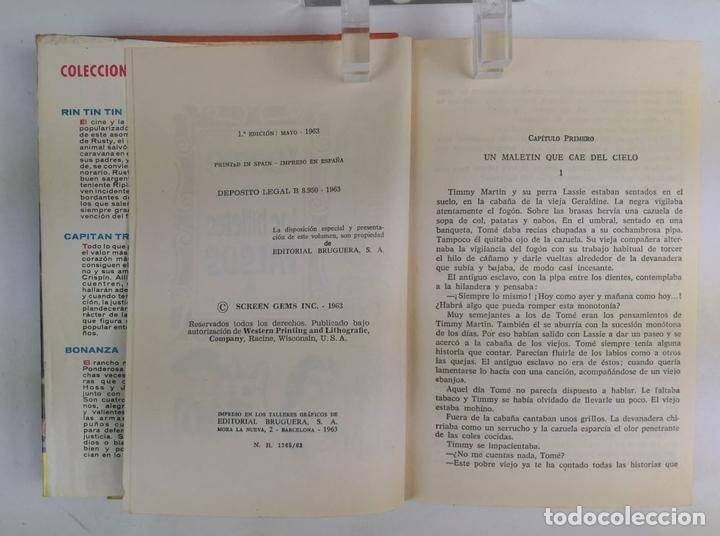 Tebeos: LOTE DE 13 VOLÚMENES BRUGUERA. VARIOS AUTORES. BARCELONA. 1958/1963. - Foto 41 - 130175383