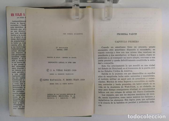 Tebeos: LOTE DE 13 VOLÚMENES BRUGUERA. VARIOS AUTORES. BARCELONA. 1958/1963. - Foto 44 - 130175383