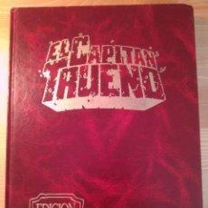 Tebeos: EL CAPITÁN TRUENO EDICIÓN HISTÓRICA, TOMO 4. VÍCTOR MORA. EDICIONES B, 1987. Lote 130234938