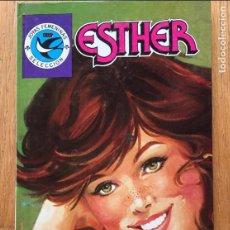 Tebeos: ESTHER, CATY EMMA, JOYAS FEMENINAS 1 EDICION 1985 NUMERO 12. Lote 130270934