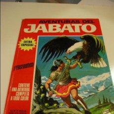 Tebeos: EL JABATO NUM 3 , EXTRA ESPECIAL , EDITORIAL BRUGUERA BRUGUERA 1970, APORTO MUCHAS FOTOS BUEN ESTAD. Lote 130364566