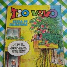 Tebeos: TÍO VIVO - EXTRA DE PRIMAVERA 1980 - BRUGUERA. Lote 130395110