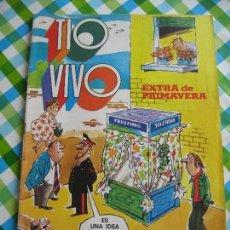 Tebeos: TÍO VIVO - EXTRA DE PRIMAVERA 1978 - BRUGUERA. Lote 130395662