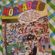 Tebeos: MORTADELO - EXTRA DE PRIMAVERA 1977 - BRUGUERA. Lote 130431438