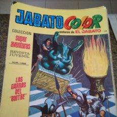 Tebeos: JABATO COLOR -- Nº 132 -- COLECCION SUPER AVENTURAS Nº 1868 -- SEGUNDA EPOCA --. Lote 130444618
