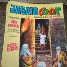 Tebeos: JABATO COLOR -- Nº 94 -- COLECCION SUPER AVENTURAS Nº 1792 -- SEGUNDA EPOCA --. Lote 130446054