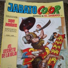Tebeos: JABATO COLOR -- Nº 126 -- COLECCION SUPER AVENTURAS Nº 1432 -- PRIMERA EPOCA --. Lote 130446090