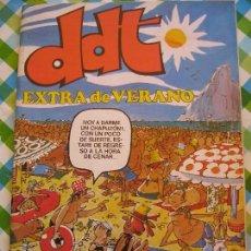 Tebeos: DDT - EXTRA DE VERANO 1979 - BRUGUERA. Lote 130452654