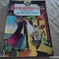 Tebeos: COLECC. BRAVO Nº 4 BERMUDILLO, EL GENIO DEL HATILLO: LA PUERTA DE ORIENTE - BRUGUERA 1ª EDICIÓN 198. Lote 130534878