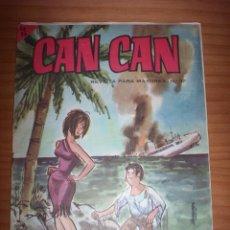 Tebeos: CAN CAN - NÚMERO 37 - AÑO 1964. Lote 130554090