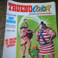 Tebeos: TRUENO COLOR - Nº 41 -- COLECCION SUPER AVENTURAS Nº 1799 -- SEGUNDA EPOCA -- . Lote 130571614