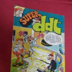 BDs: SUPER DDT . Nº 124 . 1983 . BRUGUERA . Lote 130581178