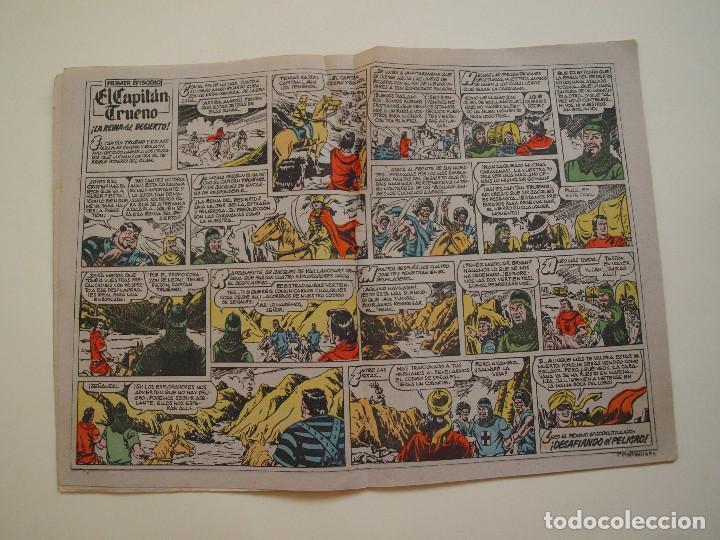 Tebeos: PULGARCITO Nº 1452 - AÑO XXXIV - REVISTA PARA LOS JOVENES - BRUGUERA 1959 - CAPITAN TRUENO - Foto 4 - 130635338