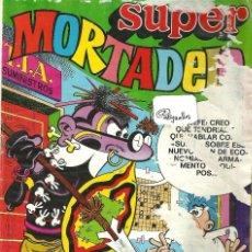 Tebeos: REVISTA JUVENIL SUPER MORTADELO Nº19,EDITORIAL BRUGUERA. Lote 130692699