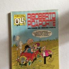 Tebeos: RIGOBERTO PICAPORTE SOLTERÓN DE MUCHO PORTE. Lote 130793976