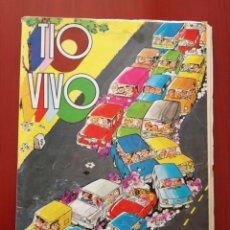 Tebeos: TIO VIVO EXTRA DE PRIMAVERA 1975. Lote 130831365