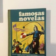 Tebeos: FAMOSAS NOVELAS ATENCIÓN PRIMERÍSIMA EDICIÓN. Lote 130858016