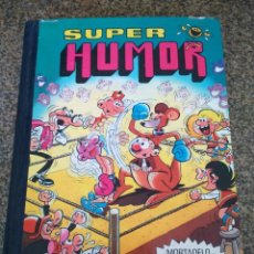 Tebeos: SUPER HUMOR -- VOLUMEN VI -- BRUGUERA 1984 --. Lote 130917824