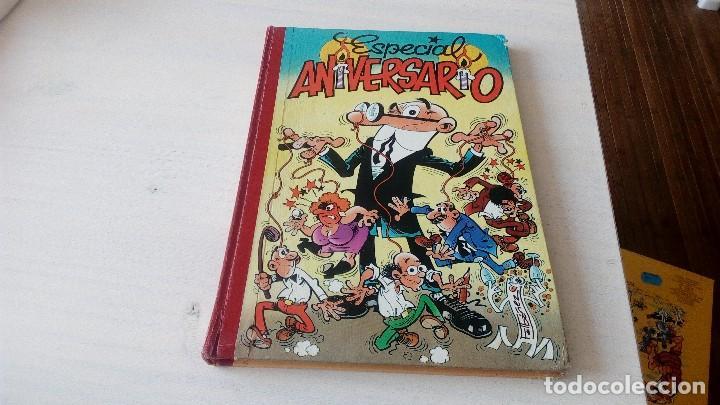 SUPER HUMOR MORTADELO 1 ESPECIAL ANIVERSARIO LEER DESCRIPCIÓN Y VER FOTOS (Tebeos y Comics - Bruguera - Super Humor)