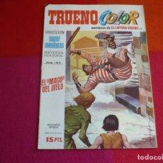 Tebeos: TRUENO COLOR Nº 98 EL MAGO DEL HIELO AÑO X 2ª SEGUNDA EPOCA BRUGUERA 15 PTS EL CAPITAN TRUENO. Lote 131034076