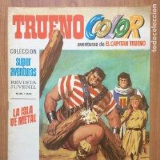 Tebeos: CAPITAN TRUENO COLOR. AÑO 1 Nº 53. COLECCION: SUPER AVENTURAS - PRIMERA EPOCA. Lote 131035532