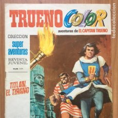 Tebeos: CAPITAN TRUENO COLOR. AÑO 1 Nº 19. COLECCION: SUPER AVENTURAS - PRIMERA EPOCA. Lote 131035777