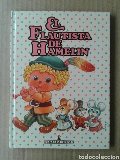 EL FLAUTISTA DE HAMELIN, POR JAN, FERRÁN DONGIL Y MIGUEL PELLICER (BRUGUERA DIN DAN / EDICIONES B (Tebeos y Comics - Bruguera - Din Dan)