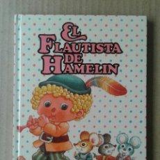 Tebeos: EL FLAUTISTA DE HAMELIN, POR JAN, FERRÁN DONGIL Y MIGUEL PELLICER (BRUGUERA DIN DAN / EDICIONES B. Lote 131054563