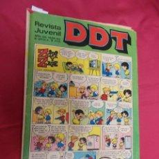 BDs: DDT. Nº 265. III EPOCA. EDITORIAL BRUGUERA. . Lote 131067696