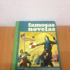 Tebeos: FAMOSAS NOVELAS VOLUMEN II. EDITORIAL BRUGUERA. Lote 131079012