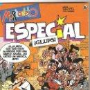 Tebeos: 3 MORTADELO ESPECIAL GLUPS 209 -SUPERTIPOS 210-TROTAMUNDOS 211-AÑO XVI 1986 NUEVOS. Lote 146160974