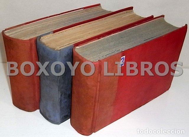Tebeos: El jabato. Colección completa original encuadernada con cubiertas originales. 1958-1966 - Foto 3 - 131214408