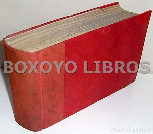 Tebeos: El jabato. Colección completa original encuadernada con cubiertas originales. 1958-1966 - Foto 5 - 131214408