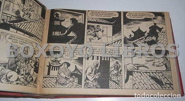 Tebeos: El jabato. Colección completa original encuadernada con cubiertas originales. 1958-1966 - Foto 11 - 131214408