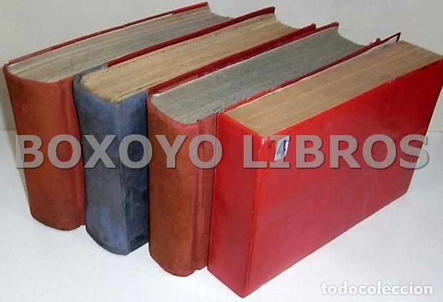 Tebeos: El jabato. Colección completa original encuadernada con cubiertas originales. 1958-1966 - Foto 2 - 131214408