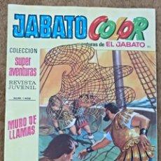 Tebeos: JABATO COLOR Nº 111 (BRUGUERA 1ª EPOCA 1972). Lote 131363010