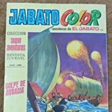 Tebeos: JABATO COLOR Nº 109 (BRUGUERA 1ª EPOCA 1972). Lote 131363122